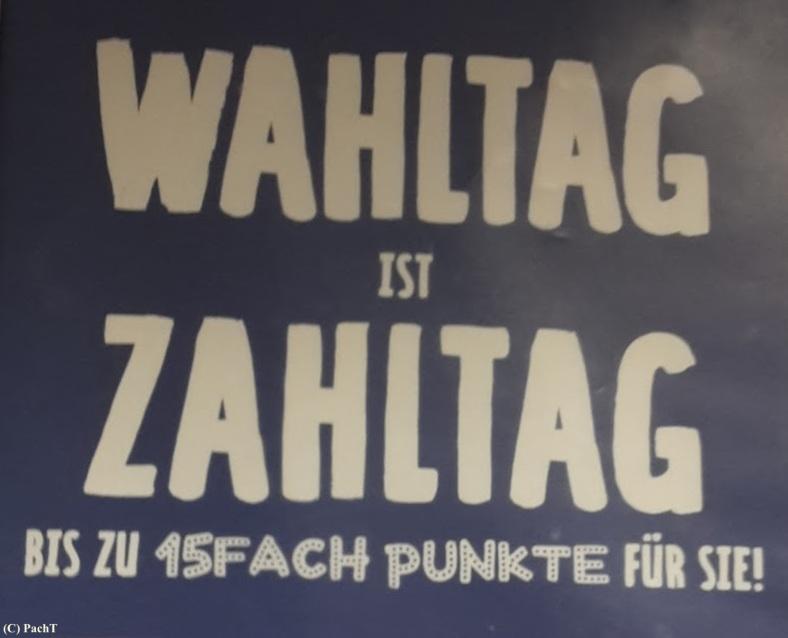 071 WAHL - W e r b u n g