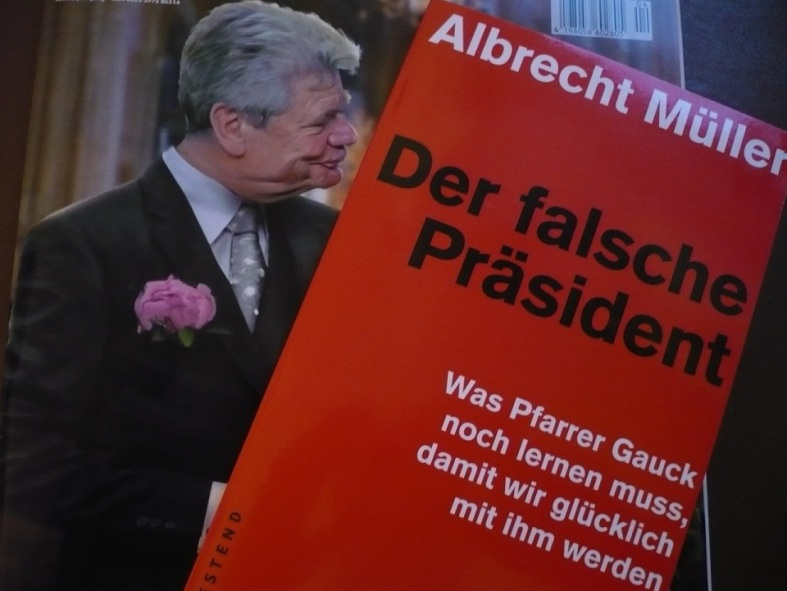Gauck Der BP HINTERGRÜNDE
