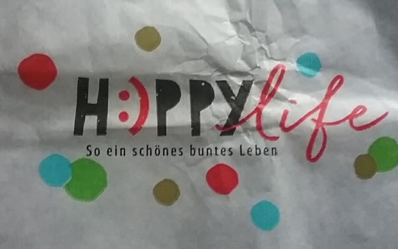 Glückliches Leben