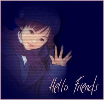 Hallo Freunde