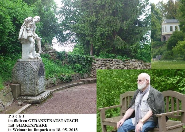 PachT 2013 fiktives Gespräch m. Shakespeare