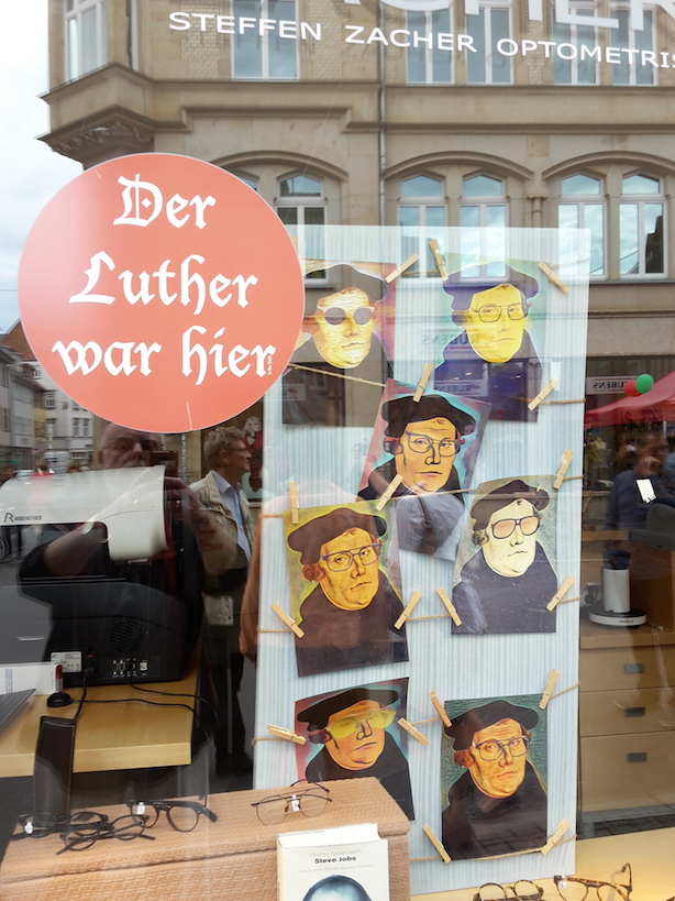 LUTHER _ überall