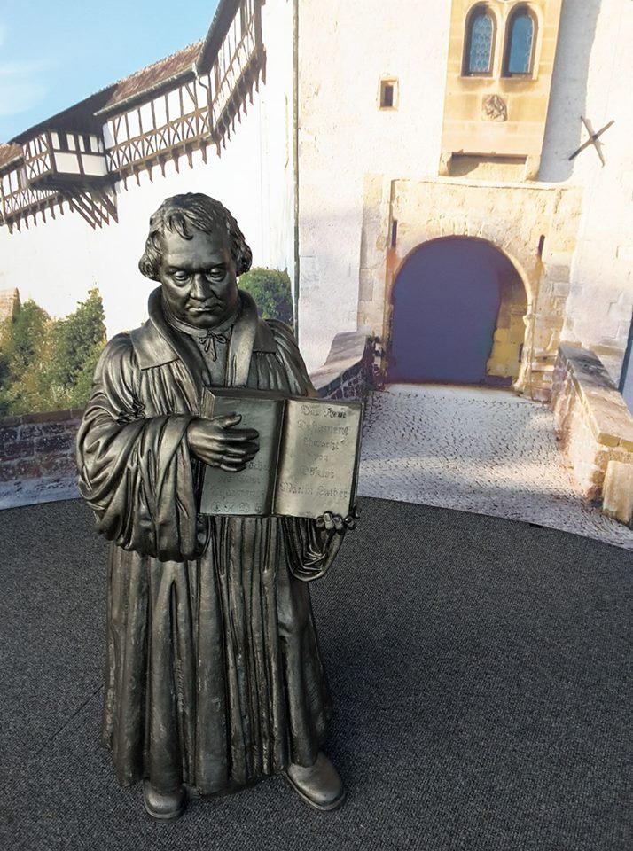 Martin Luther v.d. Wartburg