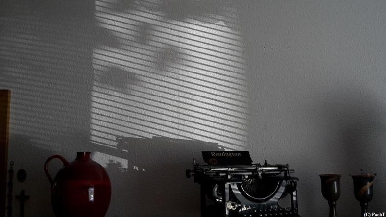 Schatten überrascht