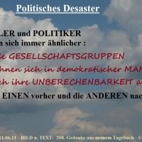23.02.20 # C D U - POLITIK und die VERGESSLICHKEIT #