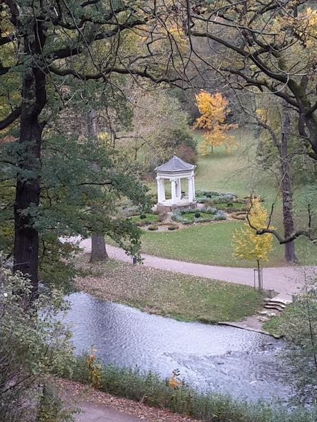 Weimar-Tiefurt 10 Park