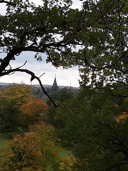 Weimar-Tiefurt 11 Park
