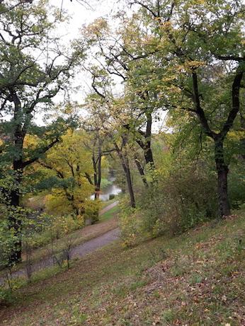 Weimar-Tiefurt 7 Park