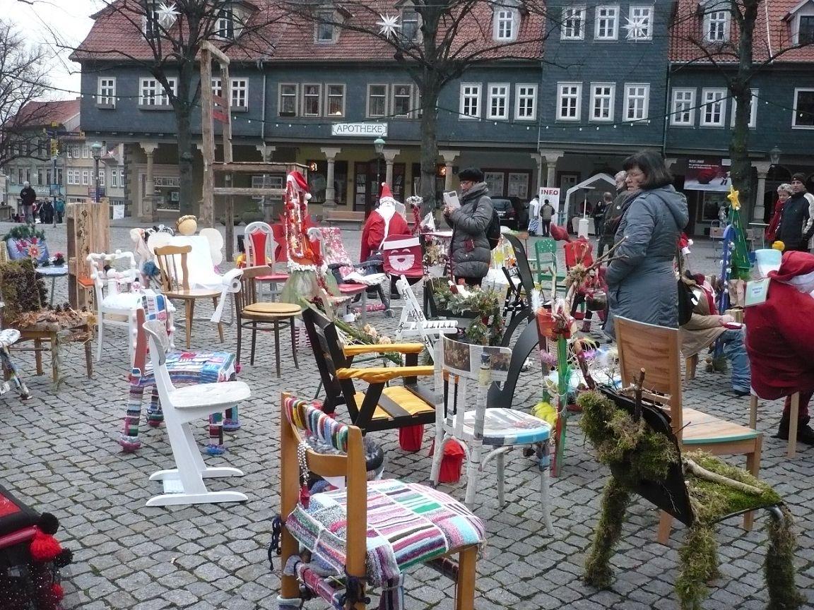 2013 Arnstadt Advent-Impressionen 03_3 Stuhl f Bach
