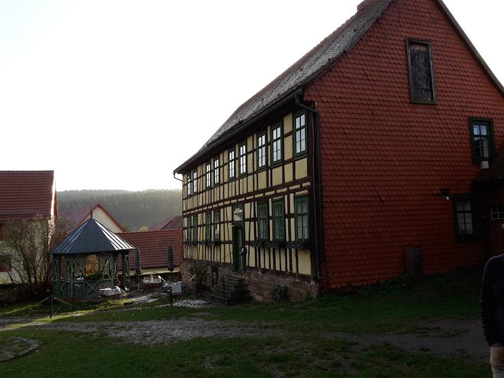 2017.10.30 _ 23 Freilichtmuseum Hohenfelden Pfarrhaus