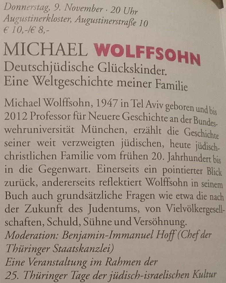 2017.11.09 002 Erfurter HerbstLESE M. Wolffsohn_Inhalt