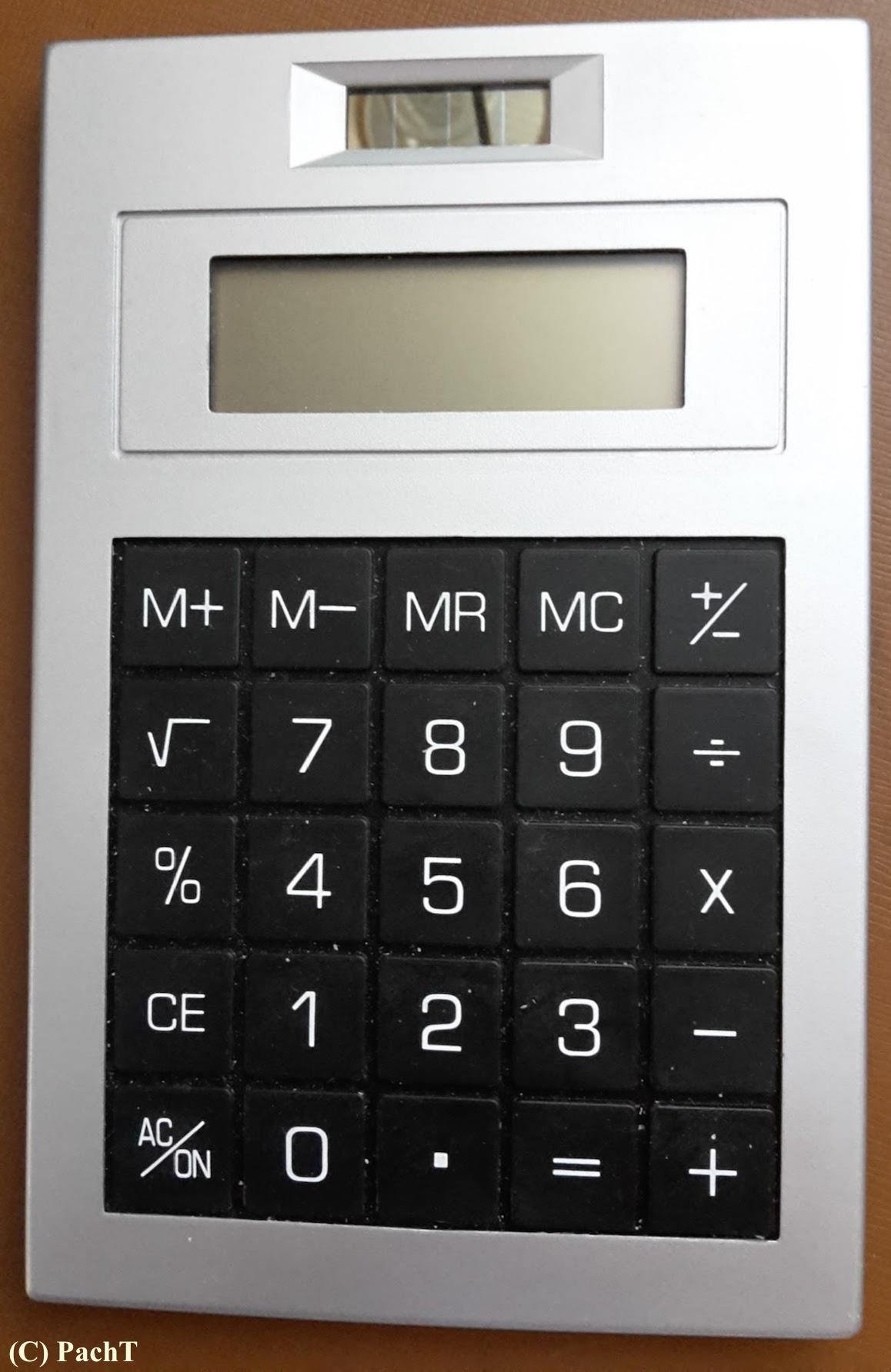 Mathematisches HILFSMITTEL 3 im Alltag