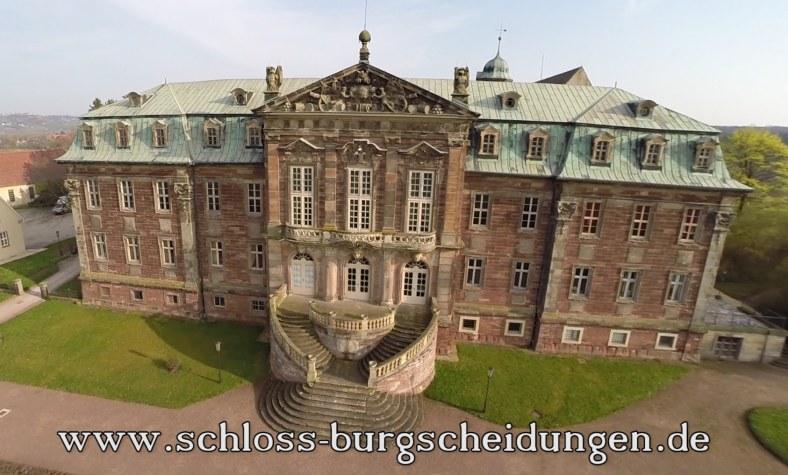 Schloss Burgscheidungen 1