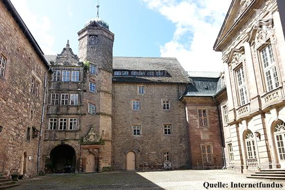 Burg Scheidungen