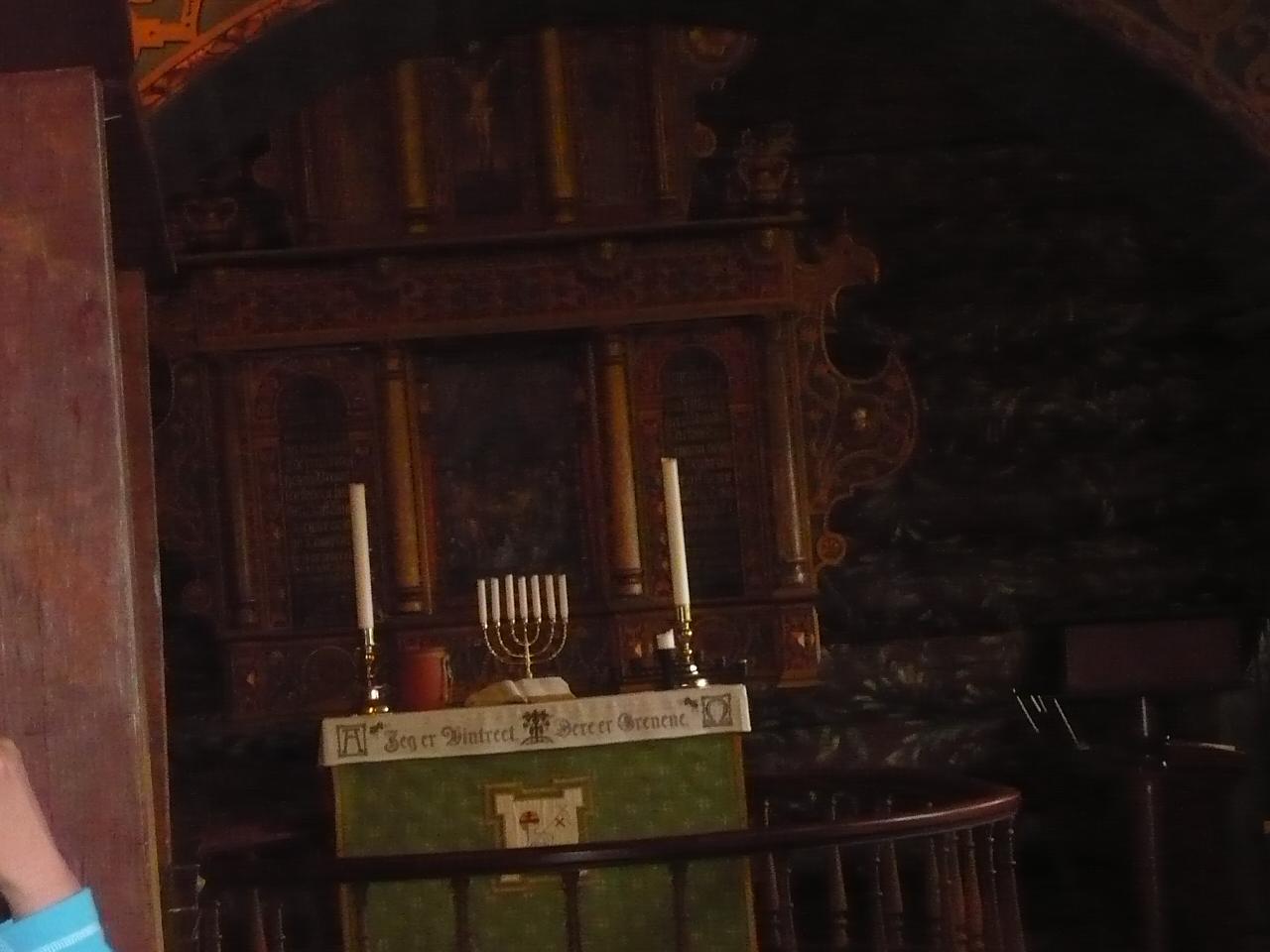 191_7.KreuzSchiffFahrt Impressionen Alte Kirche 3