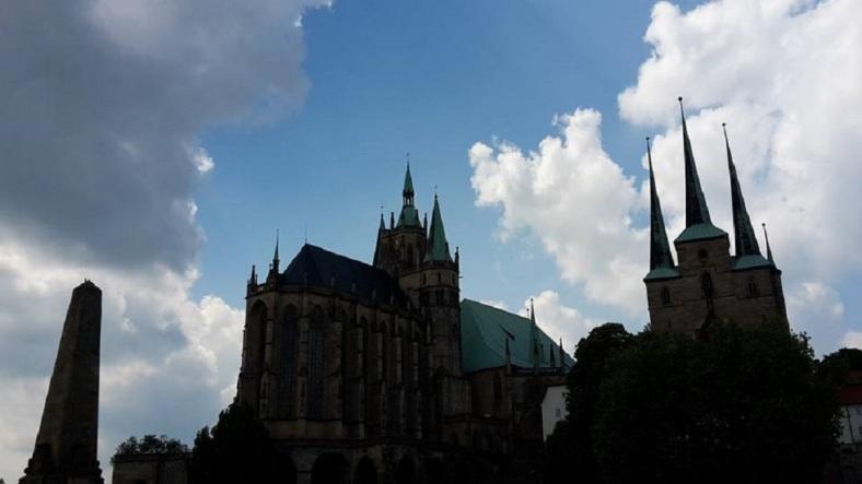 Dom und Severikirche 3