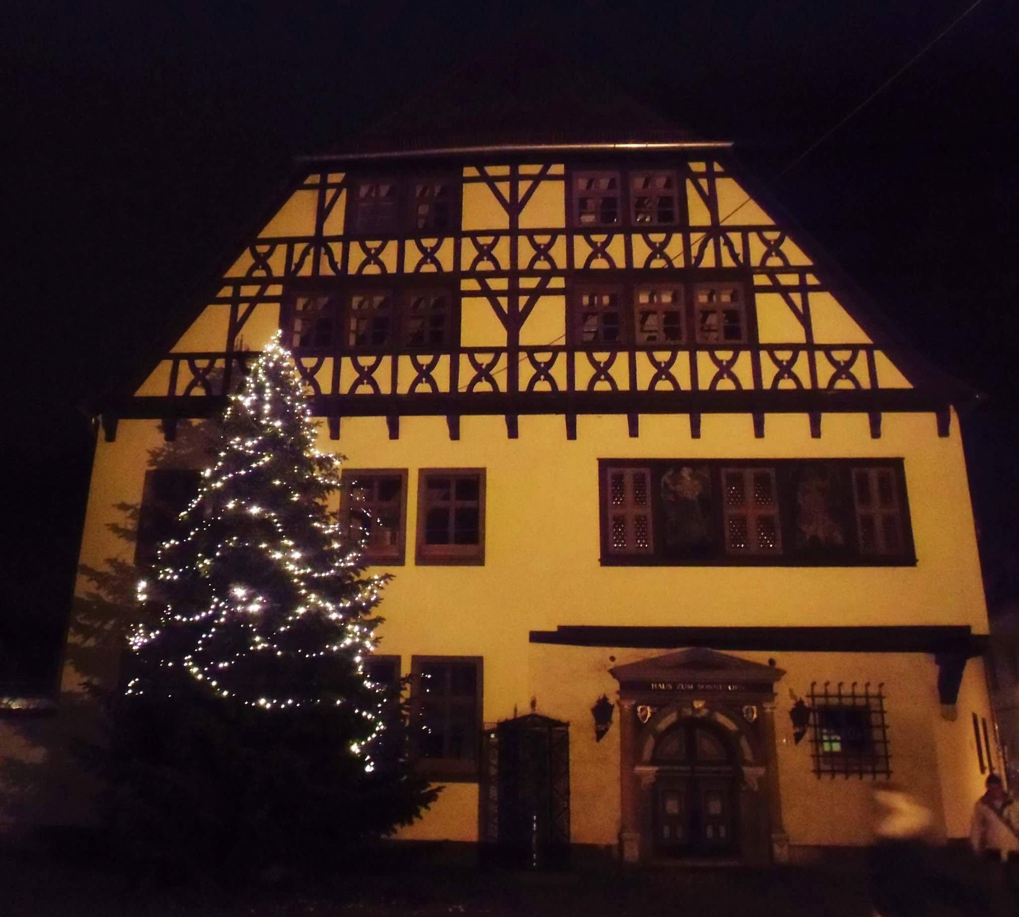 Weihnachten Erfurt Hochzeitshaus