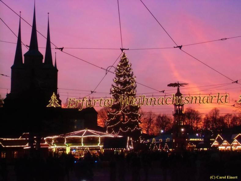 Weihnachtsmarkt 22.12.17 - Carol Einert