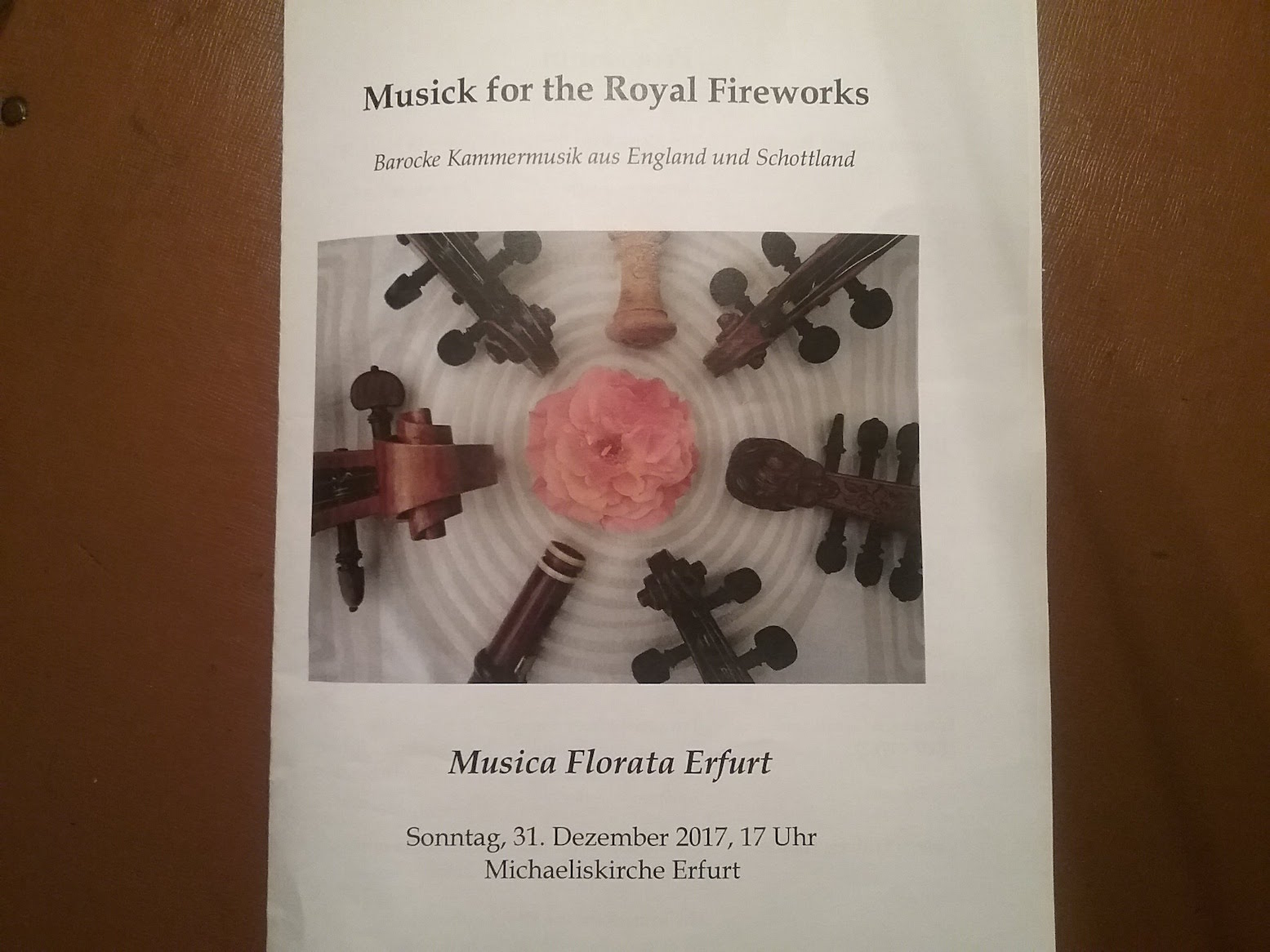 2017.12.31. musica florata erfurt 1 Michaeliskirche