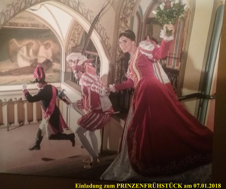 2018 GEC PrinzenFrühstück 01 Einladung