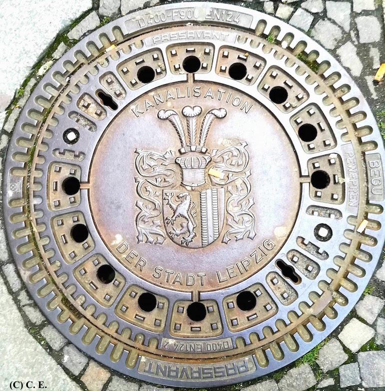 Leipzig _ Sachsen 2 c.e.