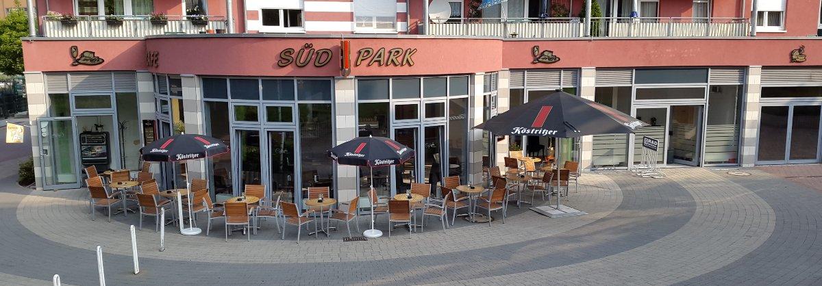 Otto-Knöpfer-Straße Cafe SüdPark 1 Cafe-Webseite