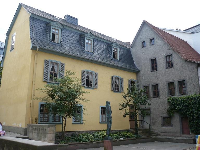 Weimar SchillerHaus 2