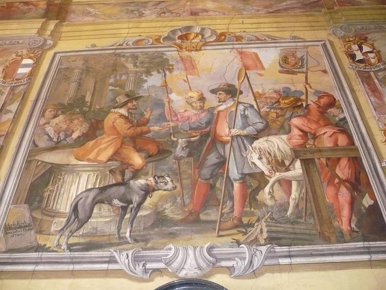 025 KLAGENFURT Landhaus Wappensaal 2