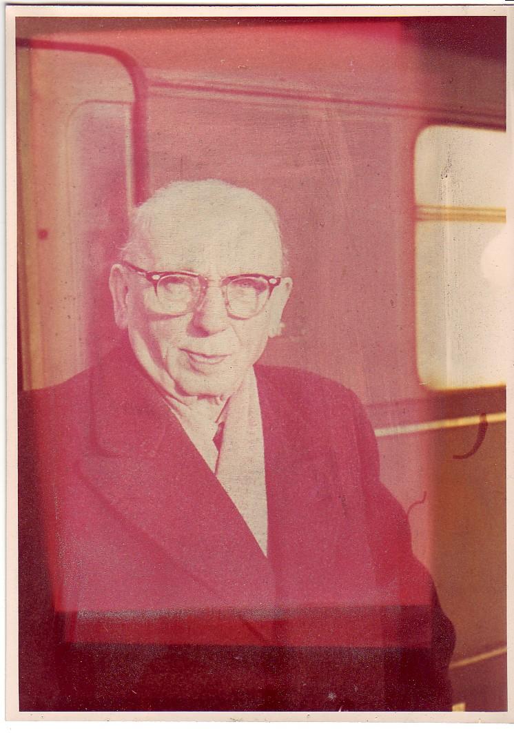 1887 - 1978 Leipziger Opa