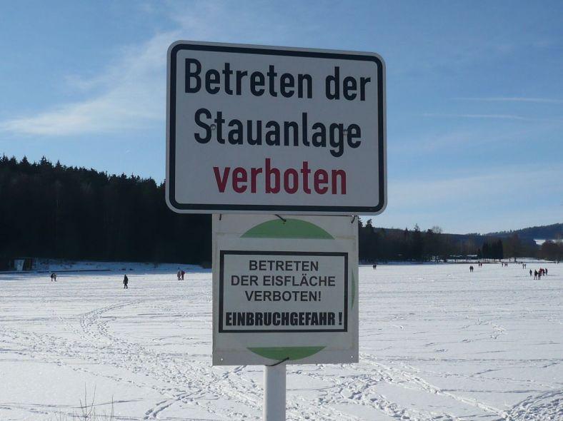 2012.02.12. Stausee Hohenfelden 1