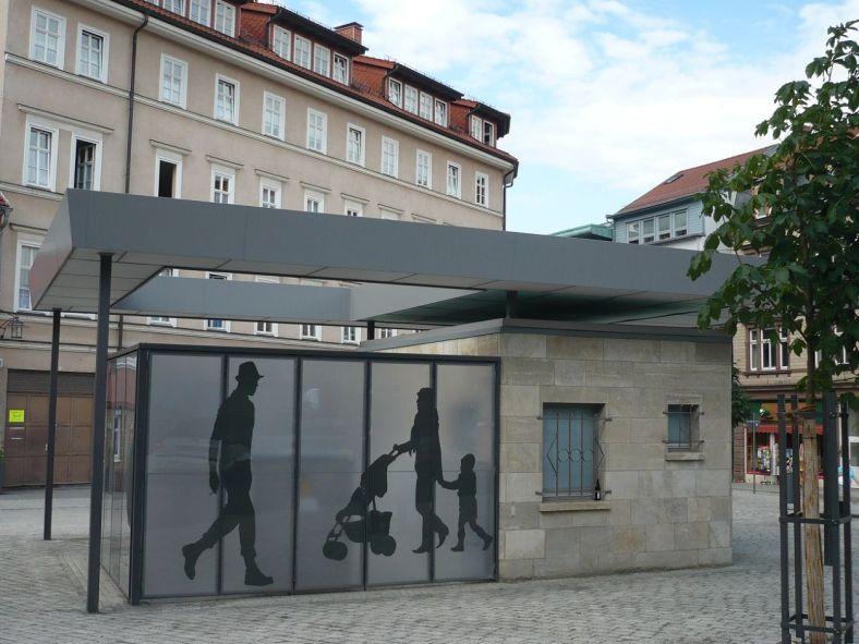 Eisenach 20 Johannisplatz