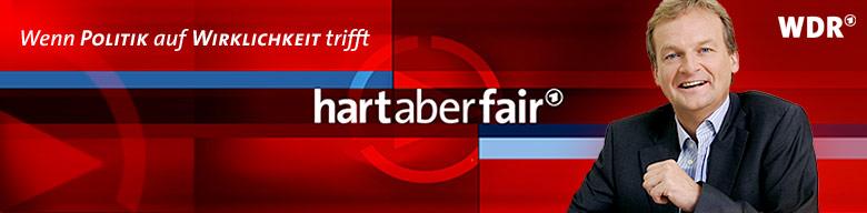 Logo Hart-aber-fair ARD
