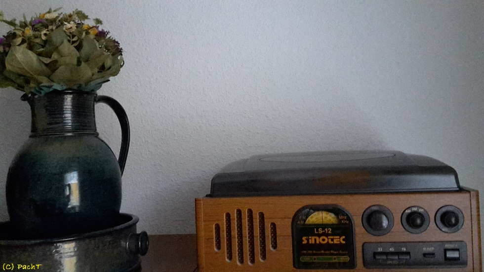 Radio hören ist angenehm Nm