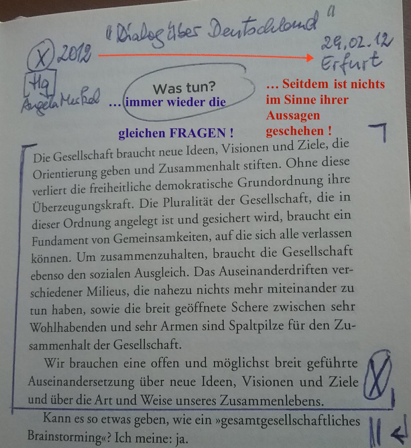 Buch StreitSchrift 07 Versprechen nicht gehalten