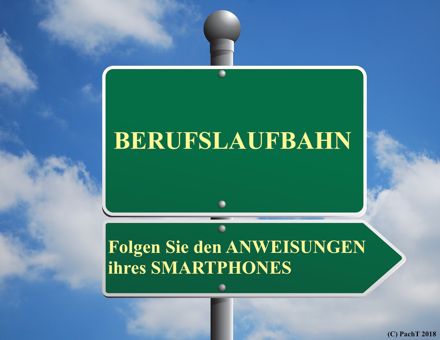 WegWeiser _ Smartphone