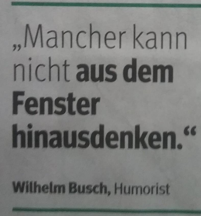 Zitat DenkFenster. x2