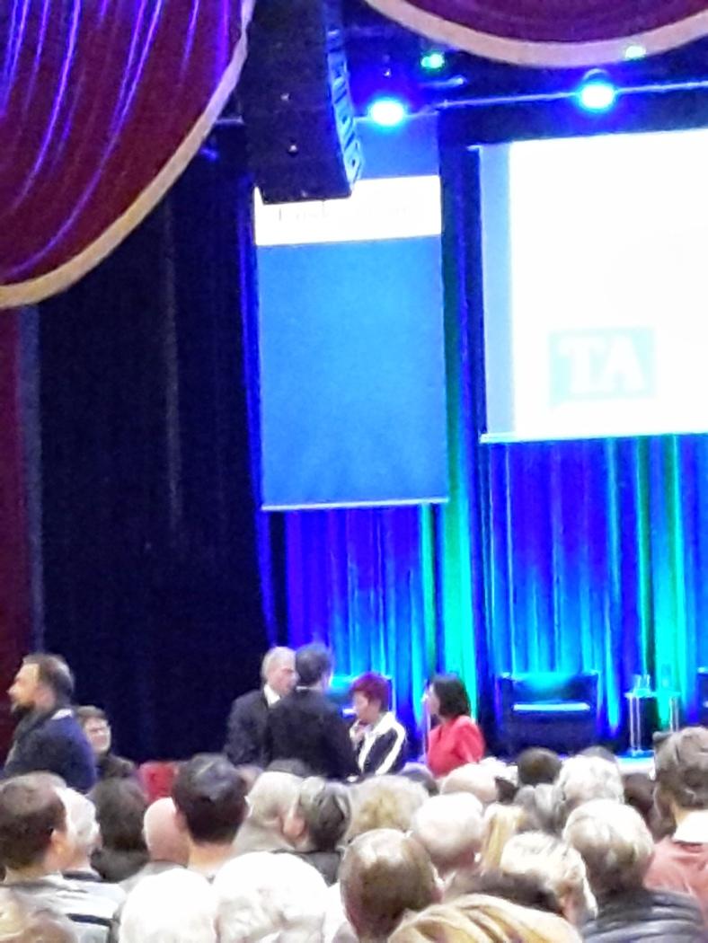 016 OB - WAHLEN in EF Forum 2 Vorbereitungsgespräch