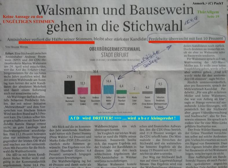 021 OB - WAHLEN in EF Manipulierender Lokaljournalismus