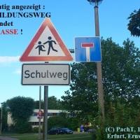22.04.18 #Kuriositäten-Serie (16) BEOBACHTUNGEN im ALLTAG #