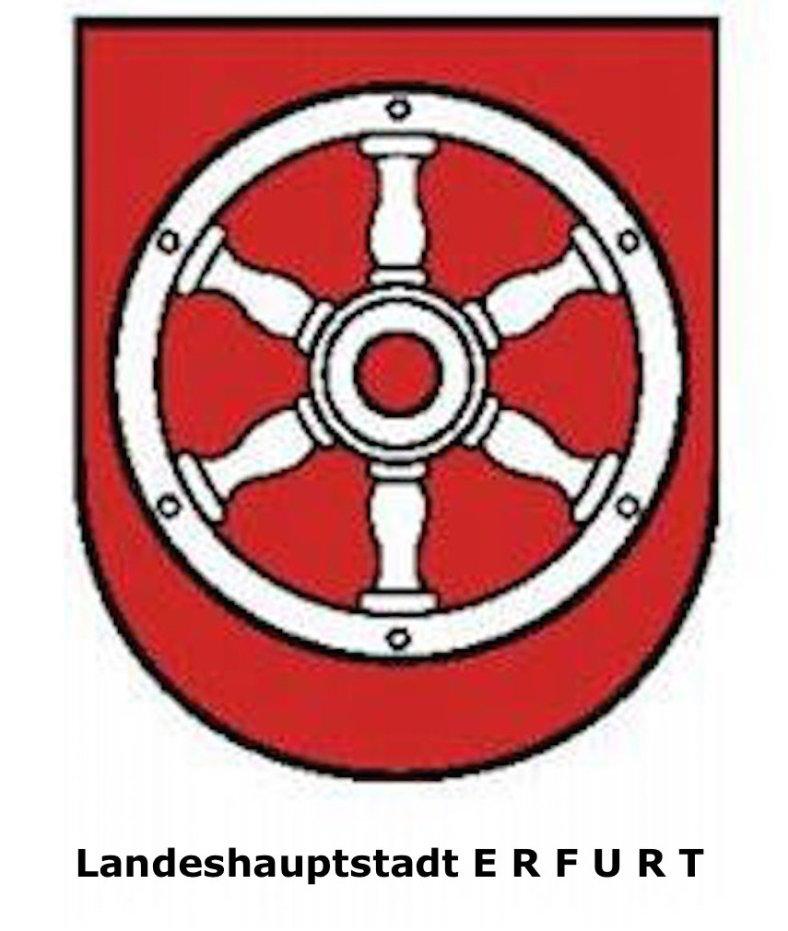 Logo ERFURT _ LH-Stadt Thür.