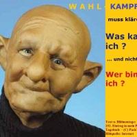 17.04.18 # Meine eigenen GEDANKEN nach  der Oberbürgermeister - WAHL und vor der STICHWAHL in Erfurt #