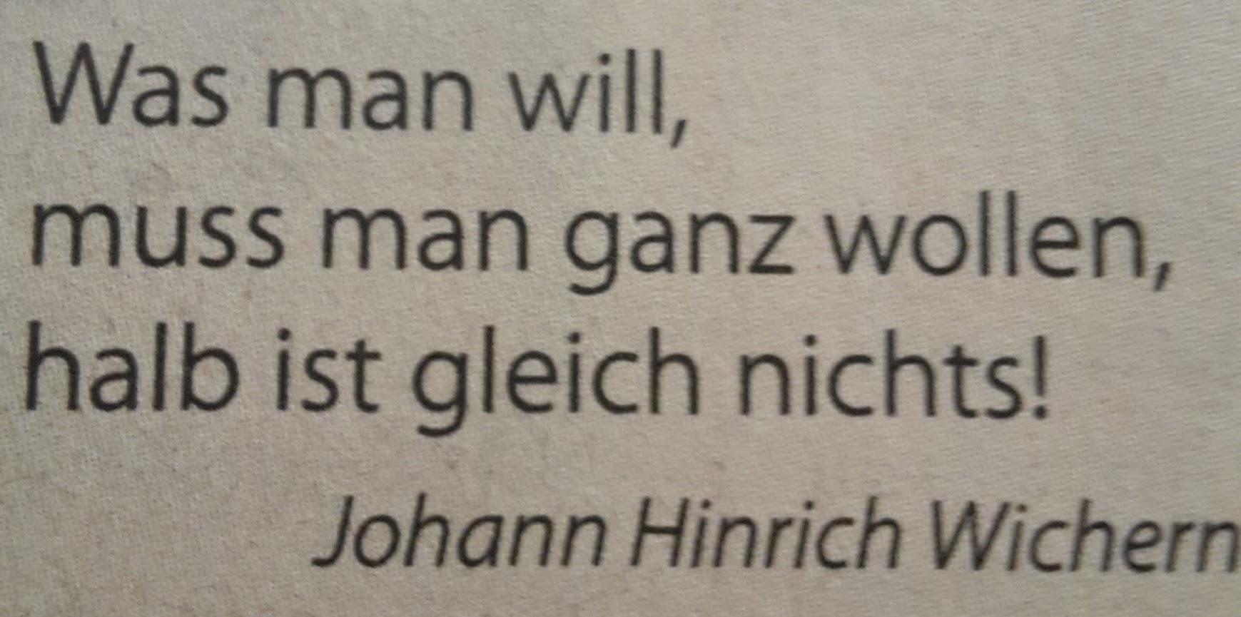 Zitat Wollen