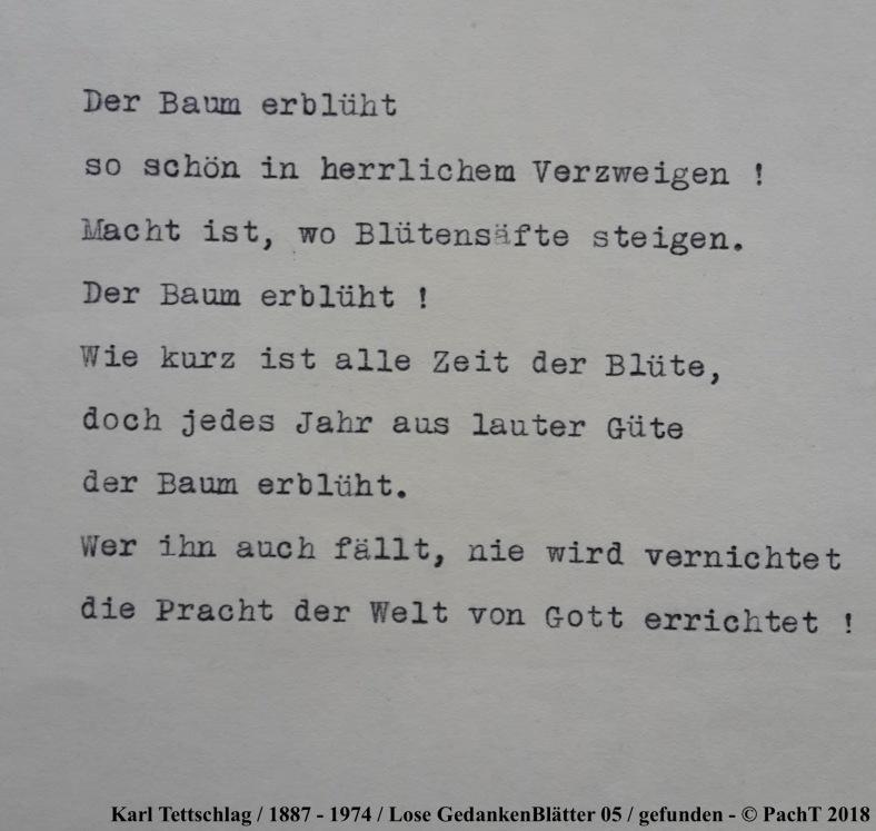 1887 - 1974 Erinnerungen an meinen Opa _ Lose GedankenBlätter 05