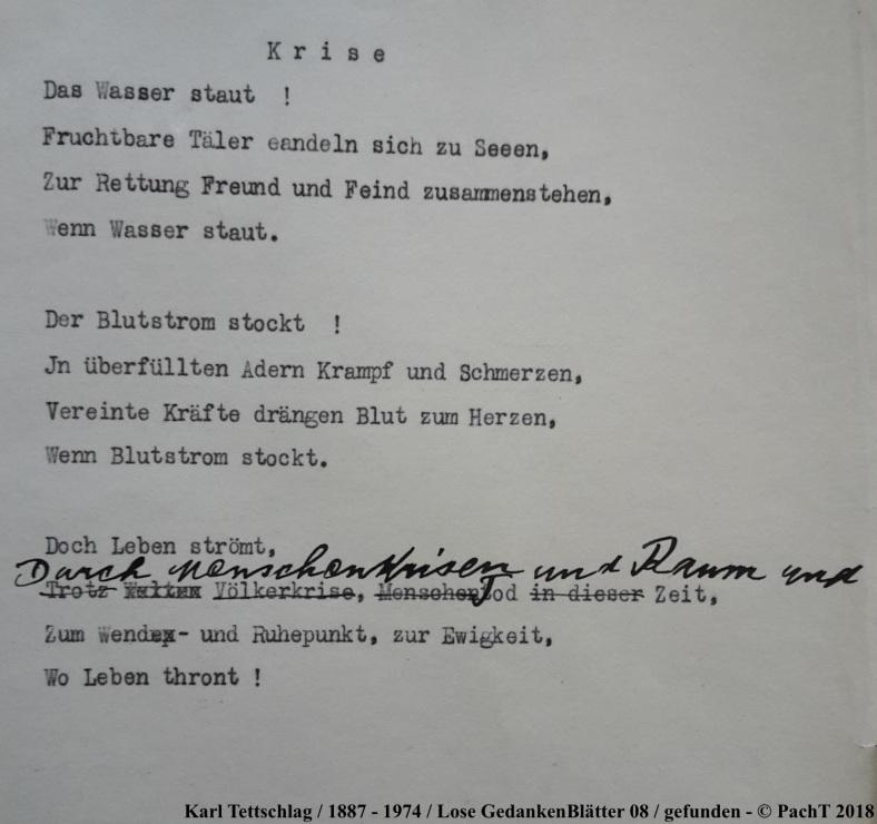 1887 - 1974 Erinnerungen an meinen Opa _ Lose GedankenBlätter 08