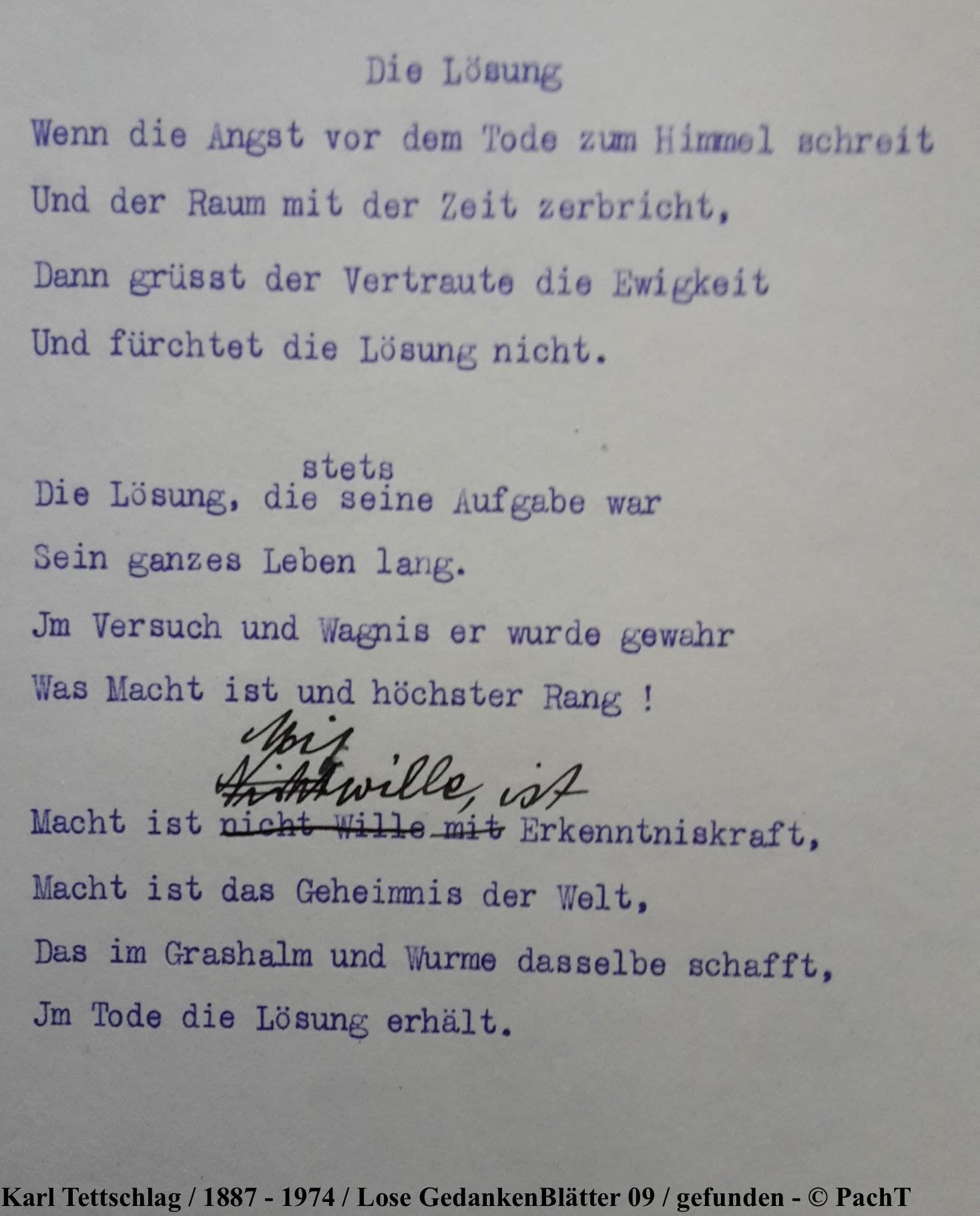 1887 - 1974 Erinnerungen an meinen Opa _ Lose GedankenBlätter 09