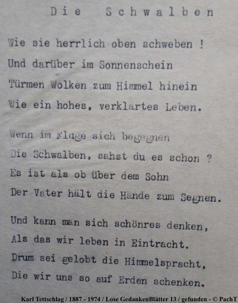 1887 - 1974 Erinnerungen an meinen Opa _ Lose GedankenBlätter 13