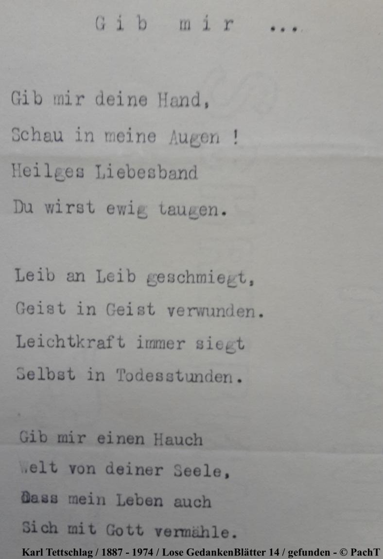 1887 - 1974 Erinnerungen an meinen Opa _ Lose GedankenBlätter 14