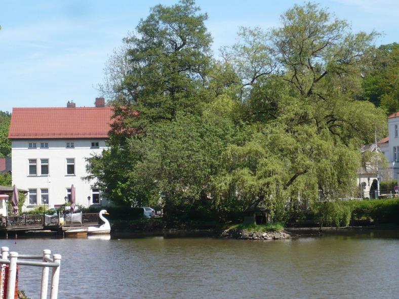 2018.05.05_ Eisenach LANDGRAFENSCHLUCHT 02 Start am PrinzenTeich