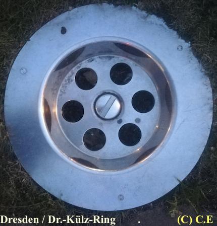 Dresden _ Sachsen Dr.-Külz-Ring 2 C.-E.