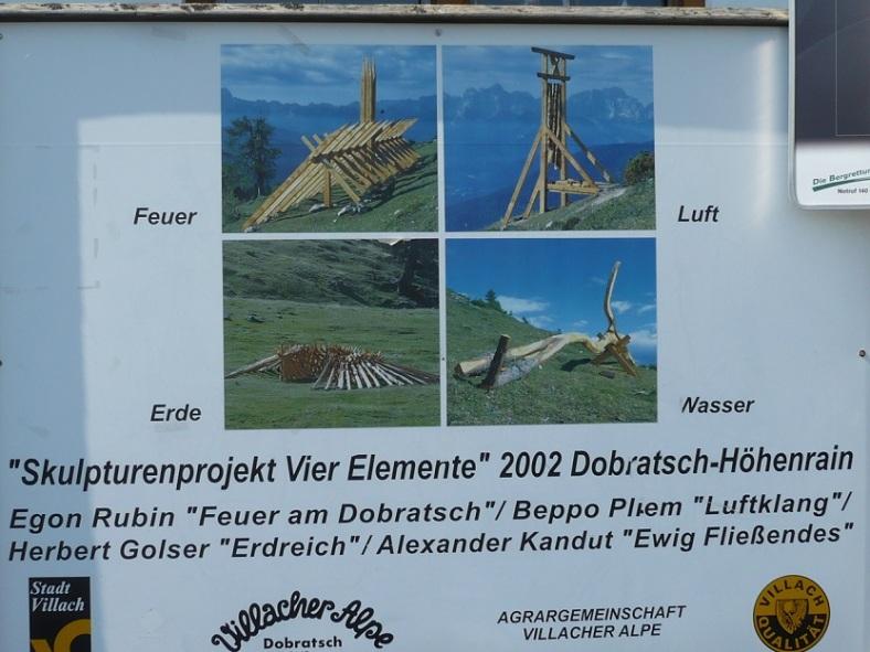 Momentaufnahme der vier Elemente _ Kärnten Österreich